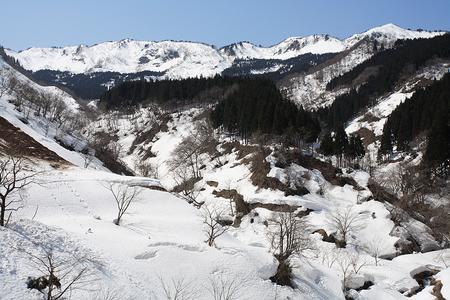 鷲走ケ岳 2006年3月27日撮影