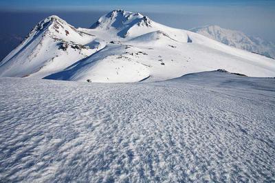 大汝峰から白山全景