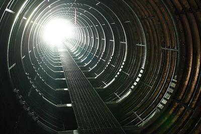 排水トンネル