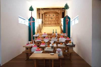 笥笠中宮神社