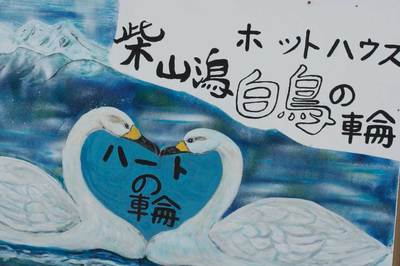 ホットハウス 柴山潟白鳥の輪