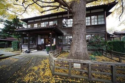 深田久弥山の文化館