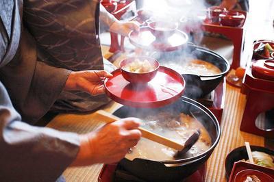 くずし豆腐のおつゆ