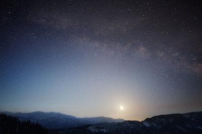 AM4:48 薄明の空