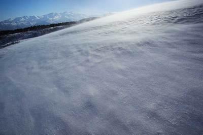 取立山山頂から見た白山